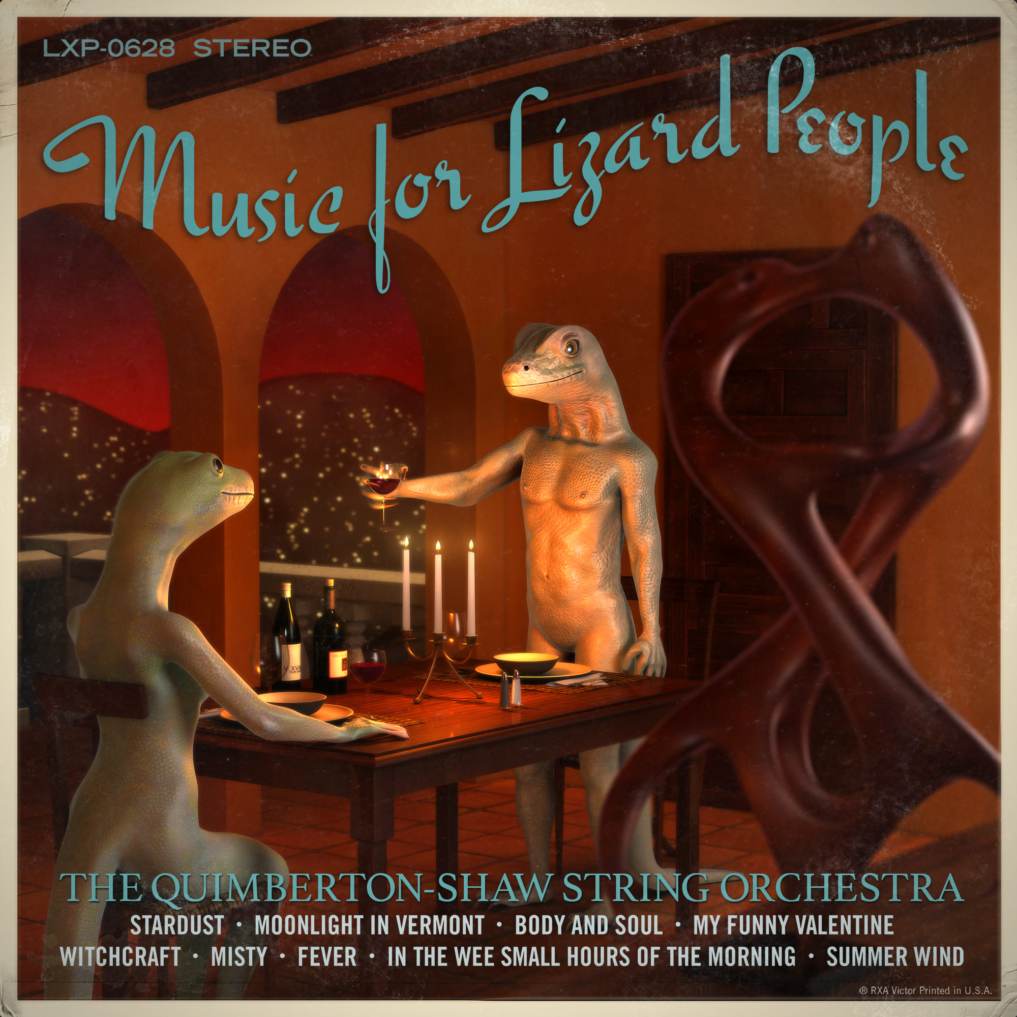 Music for Lizard People